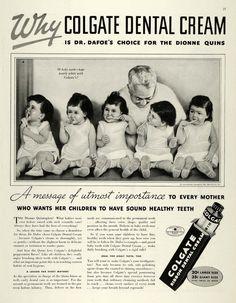 Fu laColgate, nel 1896,a iniziare la commercializzazione su vasta scala del dentifricio nel tubetto spremibile inventato da Sheffield...  http://www.bagnidalmondo.com/storia-del-dentifricio-una-pubblicita-del-1660/