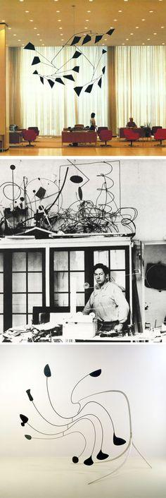 """Muita gente conhece o trabalho do artista Alexander Calder que brilhou dos anos 30 aos 50, mas aposto que outras pessoas não. Essa coletânea de melhores móbiles do artista serve de inspiração para qualquer pessoa que goste de cores, movimento, formas e ousadia. [youtube_sc url=""""QmdckhFdcDQ""""] ..."""