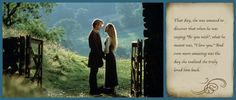 The Princess Bride - true, true love - great movie