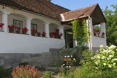 Hungary, Provence, Countryside, Gazebo, Porch, Home And Garden, Farmhouse, Cottage, Exterior