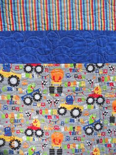 Motley. Pattern by Carolina patchwork | Quilty Things | Pinterest ... : monster truck quilt - Adamdwight.com