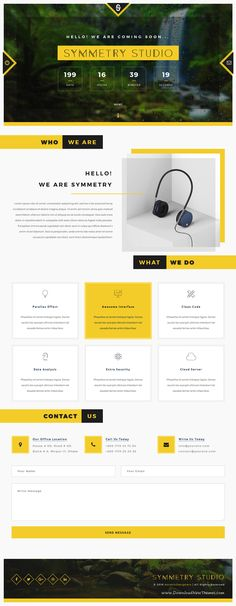 ERIC is a Responsive CV \/ #Resume \/ V-Card \/ Personal #Website - personal website resume