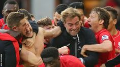 Klopp's Liverpool are flawed… but at least.: Klopp's Liverpool are flawed… but at least they're entertaining Liverpool Players, Fc Liverpool, Liverpool Football Club, Juergen Klopp, Football Highlight, Best Football Team, News Around The World, Soccer Tips, English Premier League