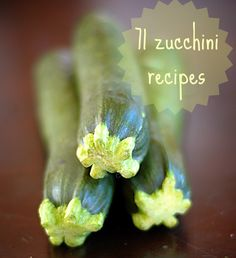 If growing your own vegetables you might find yourself at times with zucchini coming out of your ears. Here's a collection of 71 zucchini recipes to try.
