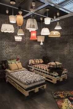 IKEA Delft | IKEA Interior Design Master Class 2015 | Swedish  Folklore | Nomadic | www.ikea.com #hergebruik #upcycling