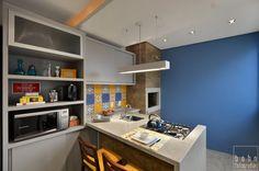 Construindo Minha Casa Clean: Cozinhas Gourmet com Churrasqueiras Integradas!