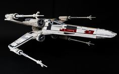 UCS Red Five X-Wing improved