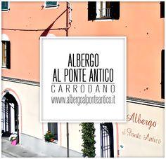 Albergo Al Ponte Antico nel Carrodano, Liguria