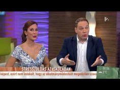 Bagdy Emőke megmutatta, hogyan oldható a stressz a gyerekekben - tv2.hu/mokka - YouTube
