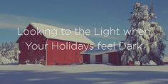 Looking to the Light When Your Holidays Feel Dark | True Woman