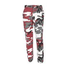 d1b557fe569c39 Casual Camo Sweatpants. Camouflage Pants WomenPink ...