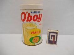 Annons på Tradera: Marabou   OBOY    Vanilj    250 g   ( ovanlig )