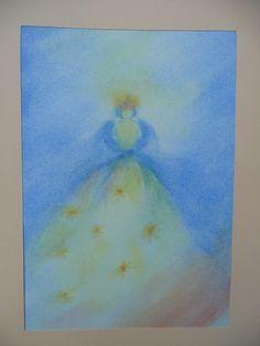 Prinses Bontepels Wet On Wet Painting, Painting & Drawing, Waldorf Education, Pablo Picasso, Art School, Language Arts, Certificate, Homeschool, Drawings