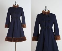 Hey, I found this really awesome Etsy listing at https://www.etsy.com/listing/215579434/moscow-on-the-hill-vintage-1960s-coat