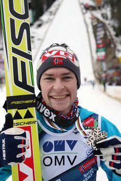 Anders Jacobsen Ski Jumping, Winter Games, Water Polo, Sports Stars, Skiing, Ski