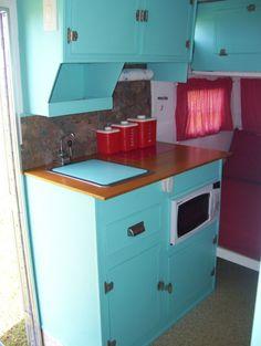 Vintage 1976 Serro Scotty 15 Foot Camper, Trailer, Canned Ham in RVs & Campers | eBay Motors
