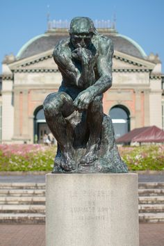 The Thinker - Kyoto National Museum
