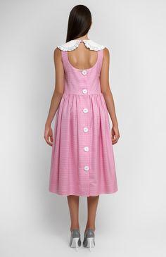 Pintel Store — AYSEL — women dress in wool (Italy)