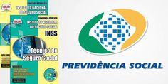 Nova -  Apostila INSS 2015 - Técnico Previdenciário PDF e Impressa  #concursos