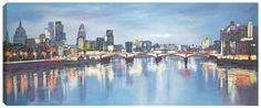 www.canvasgallery.com Paul  Kenton Distant Reflections