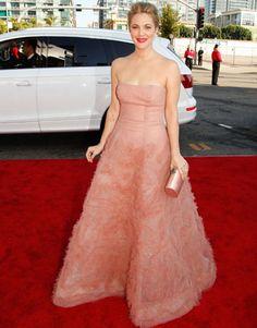 Drew Barrymore's Red Carpet Evolution - 2009