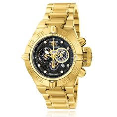 Amazing invicta watch