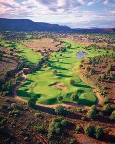 Sedona Golf Course Photo Gallery   Sedona Golf Resort