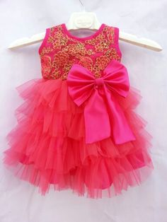 a02d1c57e Kids outfits · baby girl party wear frocks.. for more whatsapp us to  +919846396563 Girls Party