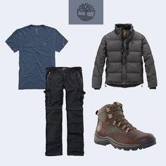 Look para uma aventura outdoor de final de semana! Com a camiseta Bolso, a calça Cargo Madbury e a bota Chochorua GTX você estará quase pronto! Só vai faltar a jaqueta Redville Down se fizer mais frio, aí sim é só sair sem se preocupar com o tempo e curtir natureza.