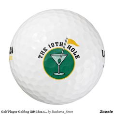 Golf Player Golfing Gift Idea 19th Hole Golf Humor Pack Of Golf Balls