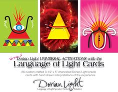 Language of Light Speaker, Motivational Speaker and Intuitive Healer. Private Session in Hypnotherapy and more...