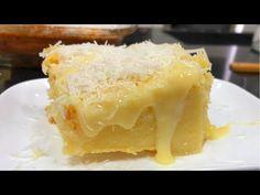 BOLO DE LEITE FÁCIL E RÁPIDO - Manual da Cozinha Milk Cake, Cheesecake, Pie, Vana, Desserts, Cakes, Youtube, Tasty Food Recipes, Healthy Recipes