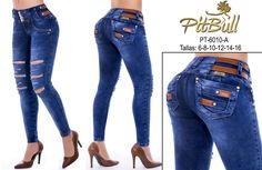 Comprar Pantalones Colombianos - Ropadesdecolombia.com - Ropa latina y moda de colombia. Jeans Pants, Denim Jeans, Bermuda Jeans, Summer Jeans, Womens Workout Outfits, Miss Me Jeans, Girls Jeans, Jean Outfits, Jeans Style