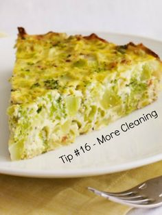 11 DAYS UNTIL PASSOVER Tip  16 - More Cleaning and more recipes