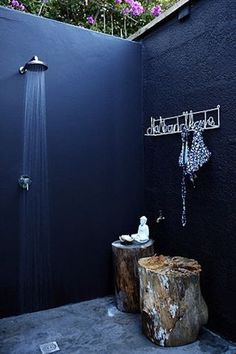 9 Dreamy Outdoor Shower Ideas for Every Home (Not Just at the Beach!) | The Stir