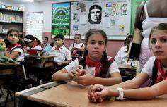 Os avanços cubanos em detrimento do embargo econômico estadunidense.