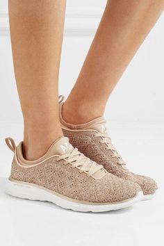 Athletic Propulsion Labs - Techloom Phantom 3d Mesh Sneakers - Gold - US