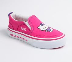 Shop the official Sanrio Online Store for Hello Kitty, Keroppi, Gudetama & friends shoes including sneakers, flats, and more. Kid Shoes, Vans Shoes, Hello Kitty Photos, Hello Kitty Clothes, Shoe Shop, Designer Collection, Sanrio, Jordan Shoes, Converse