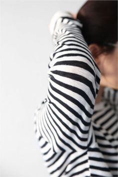 casual stripped shirt