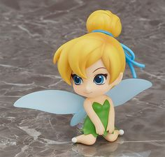 """dj-blu3z: """"Nendoriod Tinkerbell My heart is about to explode into pixie dust. """""""