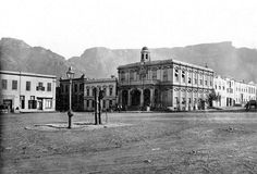 Old Town House, Greenmarket Square Town House, Cape Town, Old Town, South Africa, Louvre, Afrikaans, History, Building, Pump