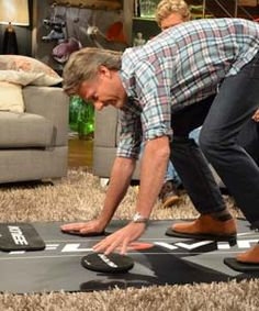 "Flowin Friction as seen on ""The Living Room"" TV show last week!"