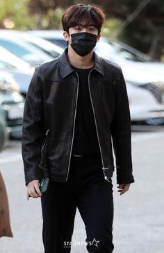 Bomber Jacket, Leather Jacket, My Love, Boys, Jackets, Ava, Kpop, Fashion, Projects