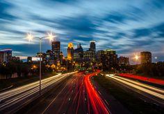 https://flic.kr/p/o8bTZp | Minneapolis Skyline | Minneapolis Downtown lit at Twilight.