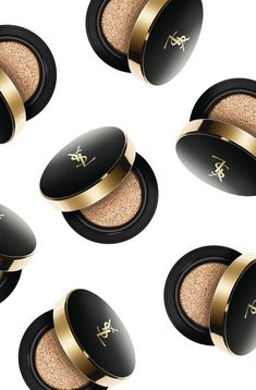 Cushion foundations - tried, tested and reviewed. @ysl Fusion Ink Cushion Foundation, £35