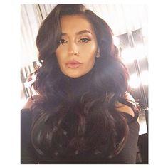 Nicole Williams @justtnic Playing around wi...Instagram photo | Websta (Webstagram) Love Hair, Big Hair, Gorgeous Hair, Big Chop, Wig Styles, Curly Hair Styles, Pretty Hairstyles, Wedding Hairstyles, Hair Colorful
