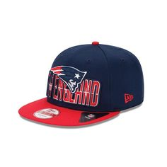 b961955b0da New England  Patriots 2013 New Era® 9FIFTY® Draft Hat. Click to order