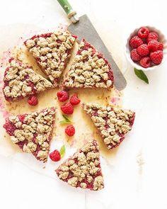 Raspberry-oatmeal br