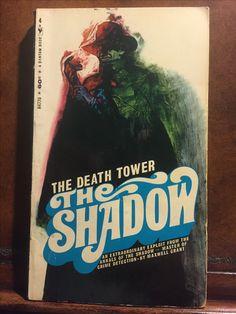 The Shadow: The Death Tower (Bantam #4)
