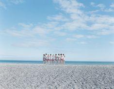 Osamu Yokonami Explores Group Dynamic in Hypnotic Photo Series via Huff Post Arts Culture Japanese Photography, Art Photography, Japan Image, Art For Art Sake, Photo Series, Beautiful Landscapes, Surrealism, Backdrops, In This Moment